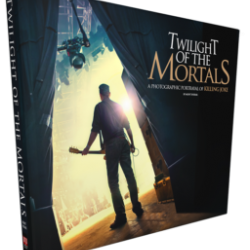 Twilight of the Mortals: Softback, Hardback, and Deluxe COLLECTORS  Ltd Edition with vinyl now on PRESALE/reservation