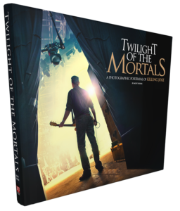 Twilight of the Mortals: Softback, Hardback, and Deluxe COLLECTORS  Ltd Edition with vinyl now available for shipping
