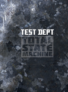Totla State Machine - front cover
