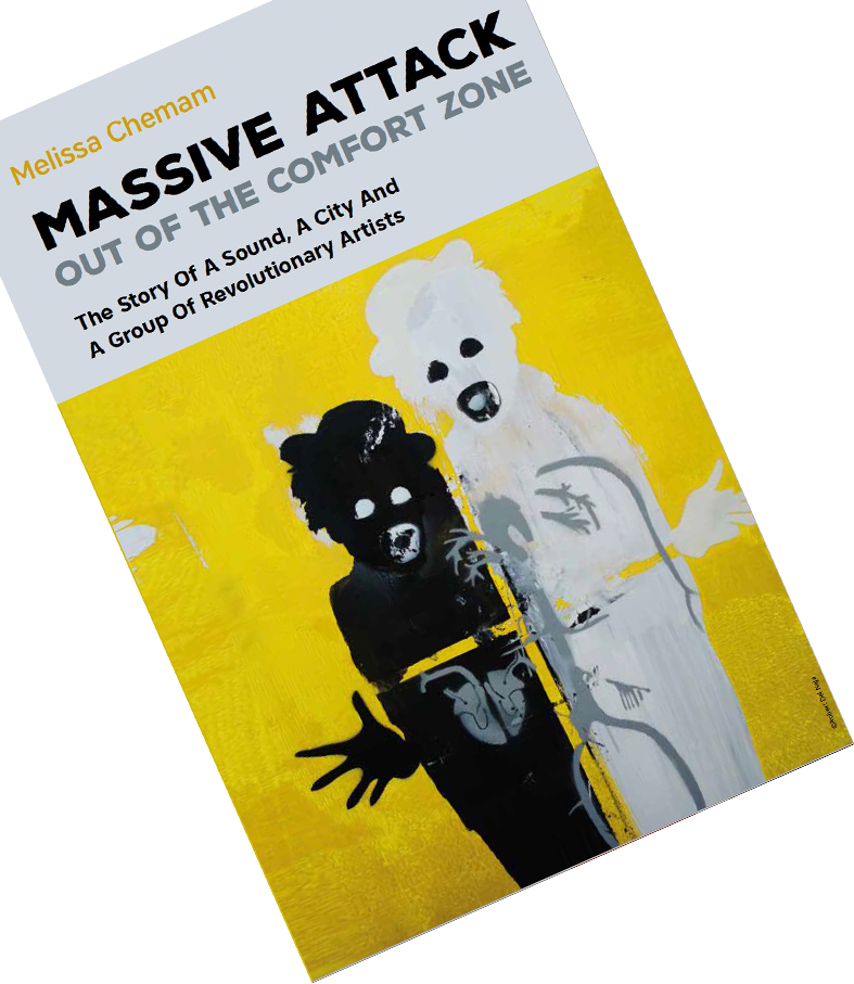 Massive Attack - Out of the Comfort Zone - Published by Tangent Books and PC-Press
